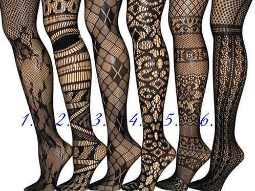 Tiigghhhhttttsss💋Fishnet Stockings