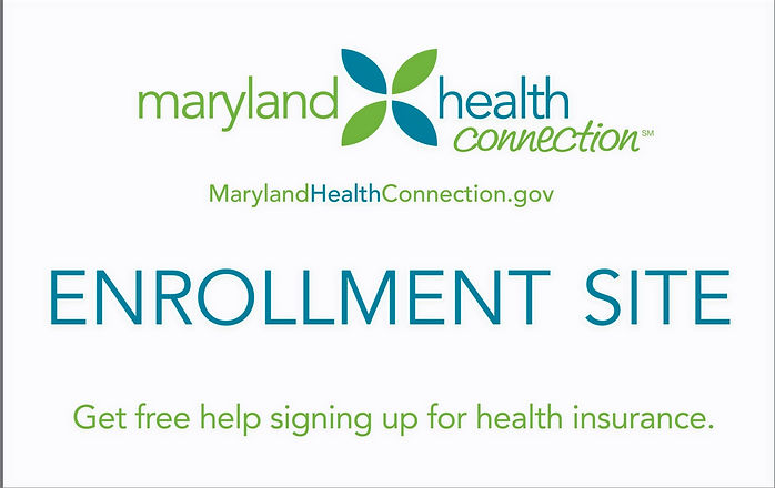 Maryland Health Connection Enrollment Site