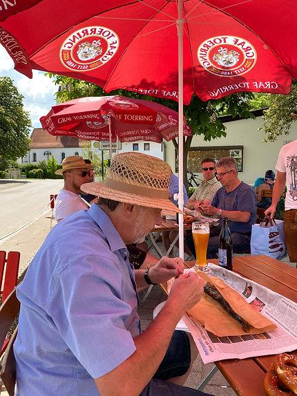 Biergarten-Steckerlfisch-Pucher-Dorfheim