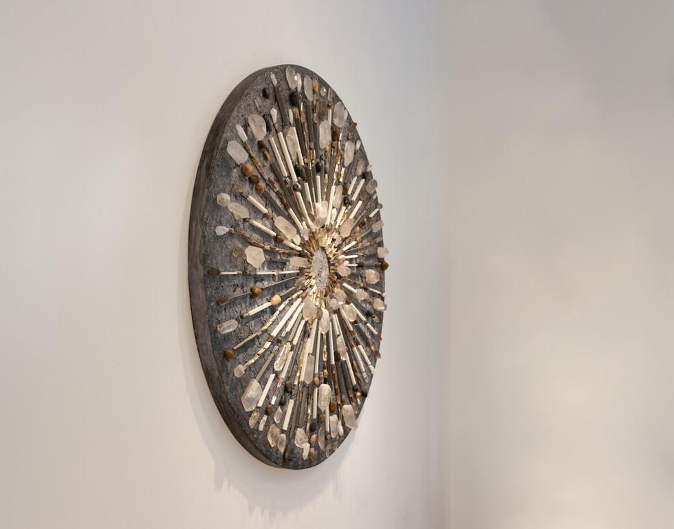 Shamanic Sun Wheel