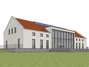 Neubau Kirchengebäude