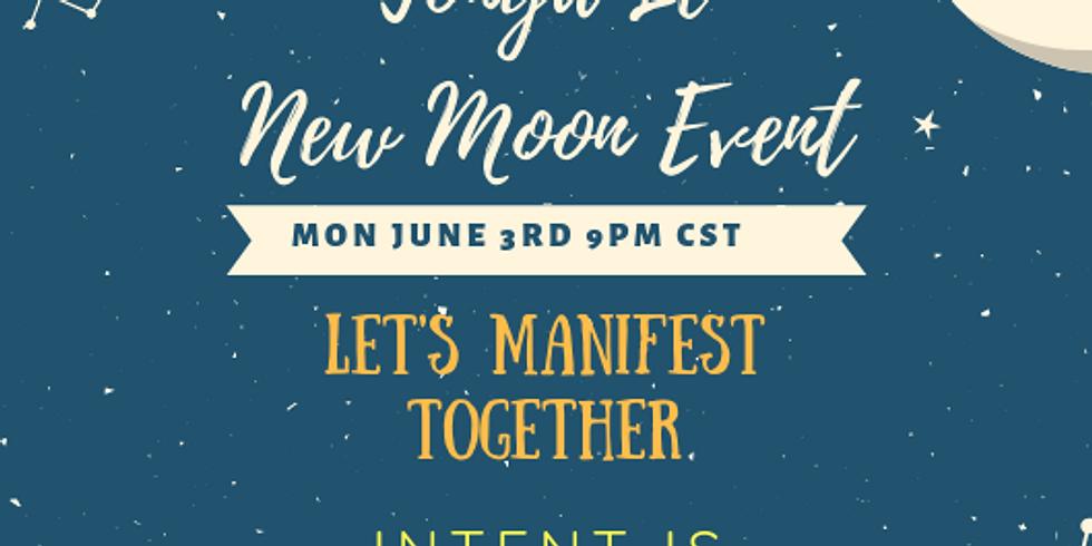 New Moon Event w/Tonya Le & DJ