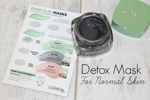l'areal clay mask review