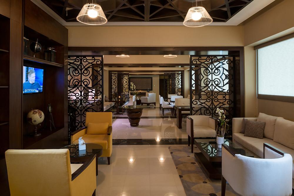 diamond club lounge at Royalton Sands Resort
