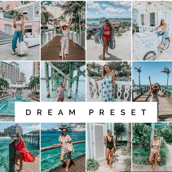DREAM PRESET