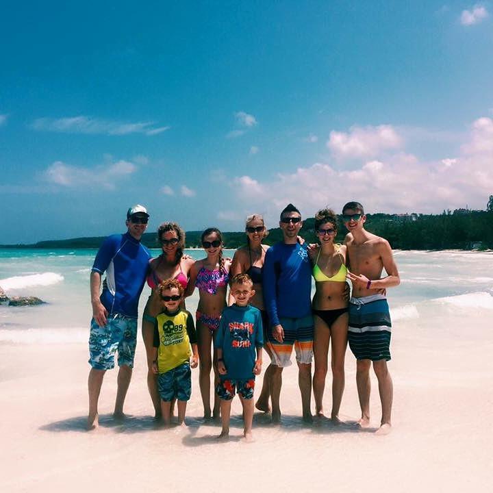 family vacation Royalton White Sands Resort