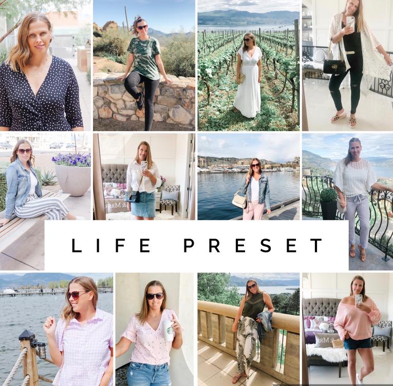 LIFE PRESET