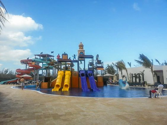 Splash park ar Loyalton Sands Resort