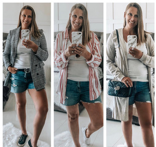 DENIM SHORTS: A STAPLE WARDROPE PIECE