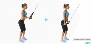 tricep exercise
