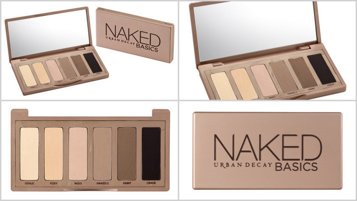 naked eye shadows