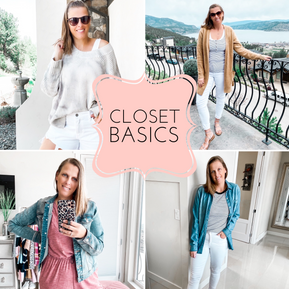CLOSET STAPLES: SPRING MUST HAVES