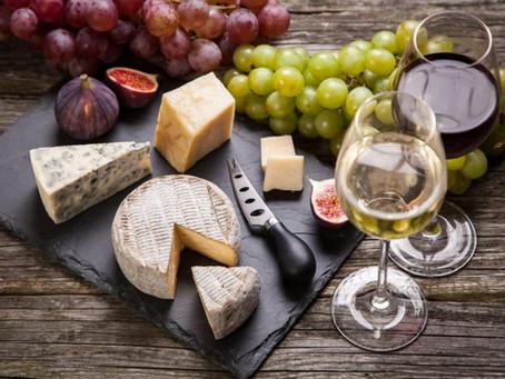 WINE AND CHEESE PAIRING 101
