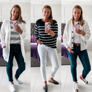 AFFORDABLE FALL STYLE WITH OLD NAVY