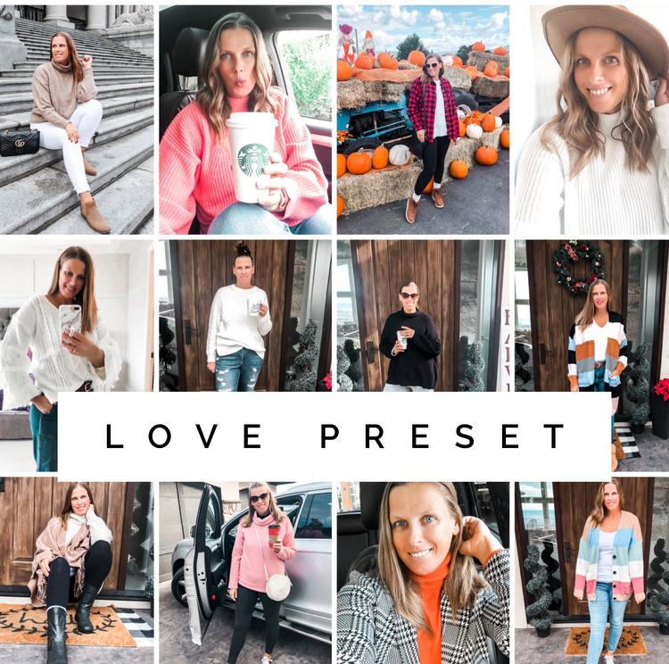 love preset