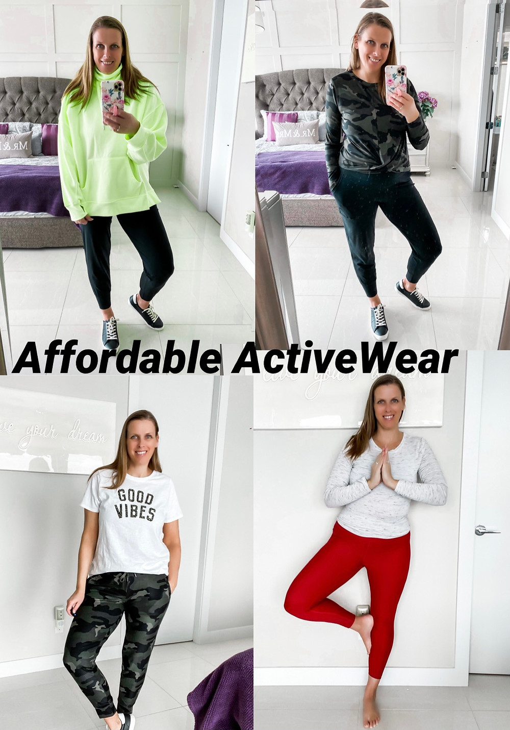 affordable activewear
