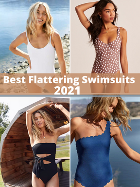 BEST FLATTERING SWIMSUITS FOR 2021