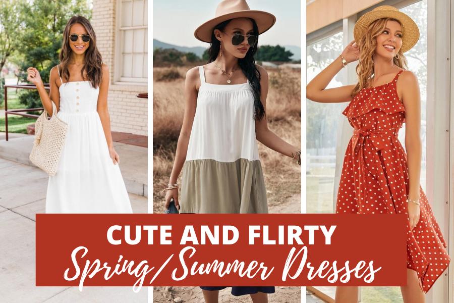 Spring/ Summer Dresses