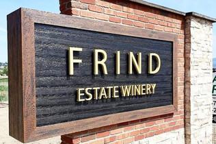 WINE WEDNESDAY SPOTLIGHT: FRIND ESTATE WINERY