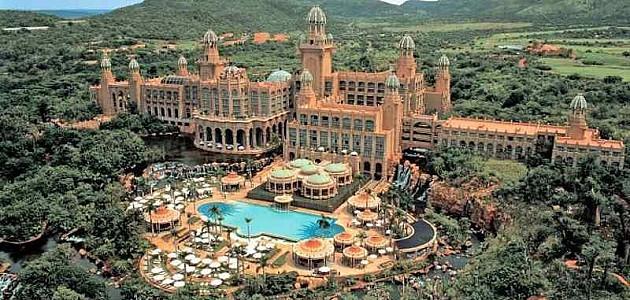 lost city resort