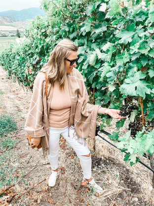 FALL GETAWAY TO WINE COUNTRY