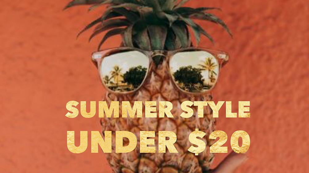 summer style under $20