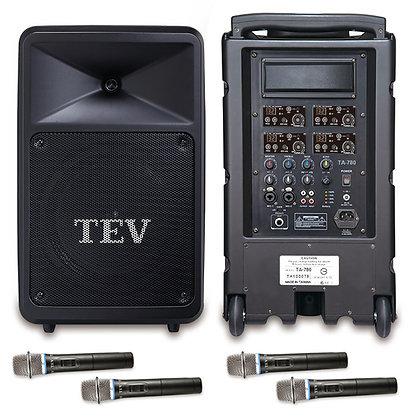 TEV TA-780 280W 移動式教學擴音機