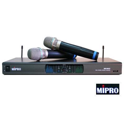 MIPRO MR-988 UHF 無線麥克風