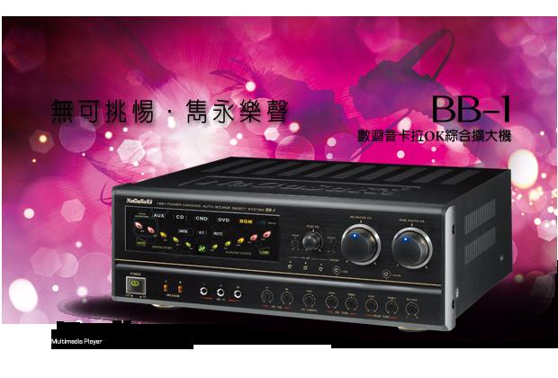 NaGaSaKi BB-1 數位迴音擴大機
