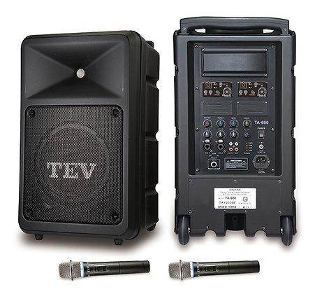 TEV TA-680 移動式教學擴音機