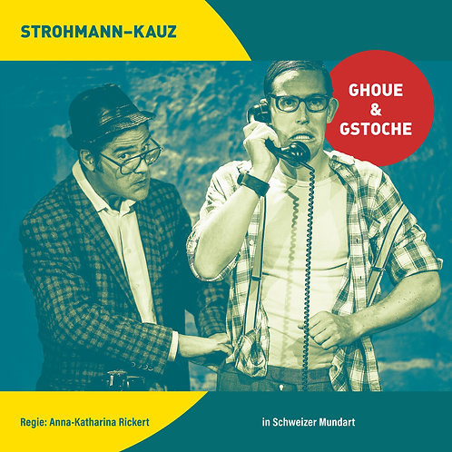 GHOUE & GSTOCHE - live CD