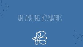 Untangling Boundaries