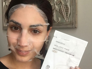 The Joy of Sheet Masks