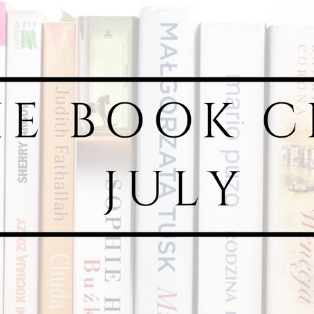 The Book Club - July