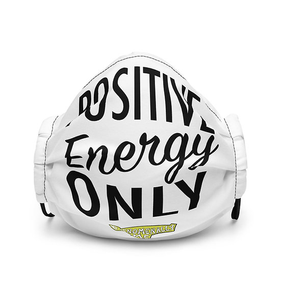 Positive Energy Only Face Mask