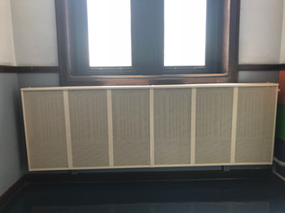 Daycare Building Radiator Covers