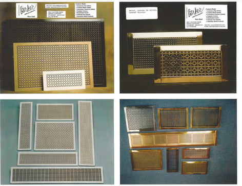 Wall Grille Samples