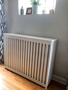 Prarie Style Radiator Covers