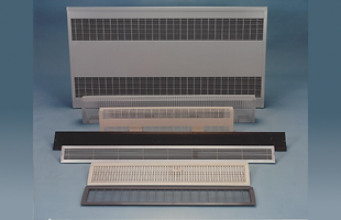 Multiple Grilles & Convector Covers
