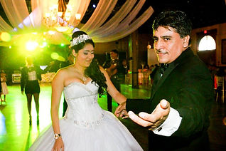 Quince & Her Dad