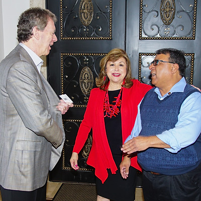 2018 President Vicente Fox Book Signing