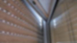 Tablier volet roulant PVC aluminium bois cassé