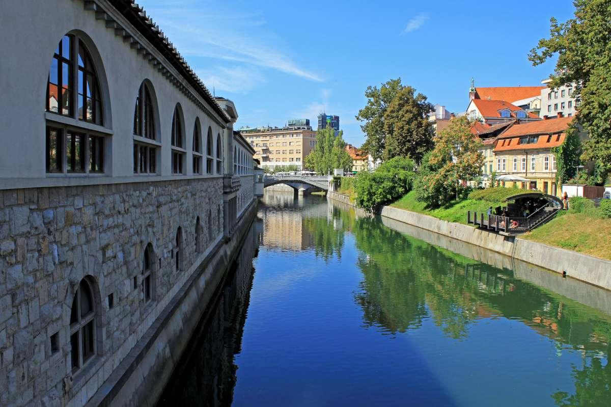 Ljubljana 9, Slovenia, Photo - Ekorna d.