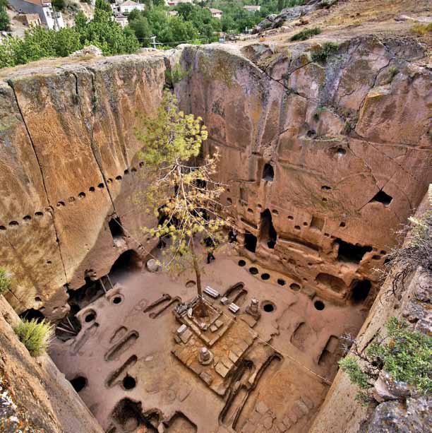 Monasterio de Eski Gumus