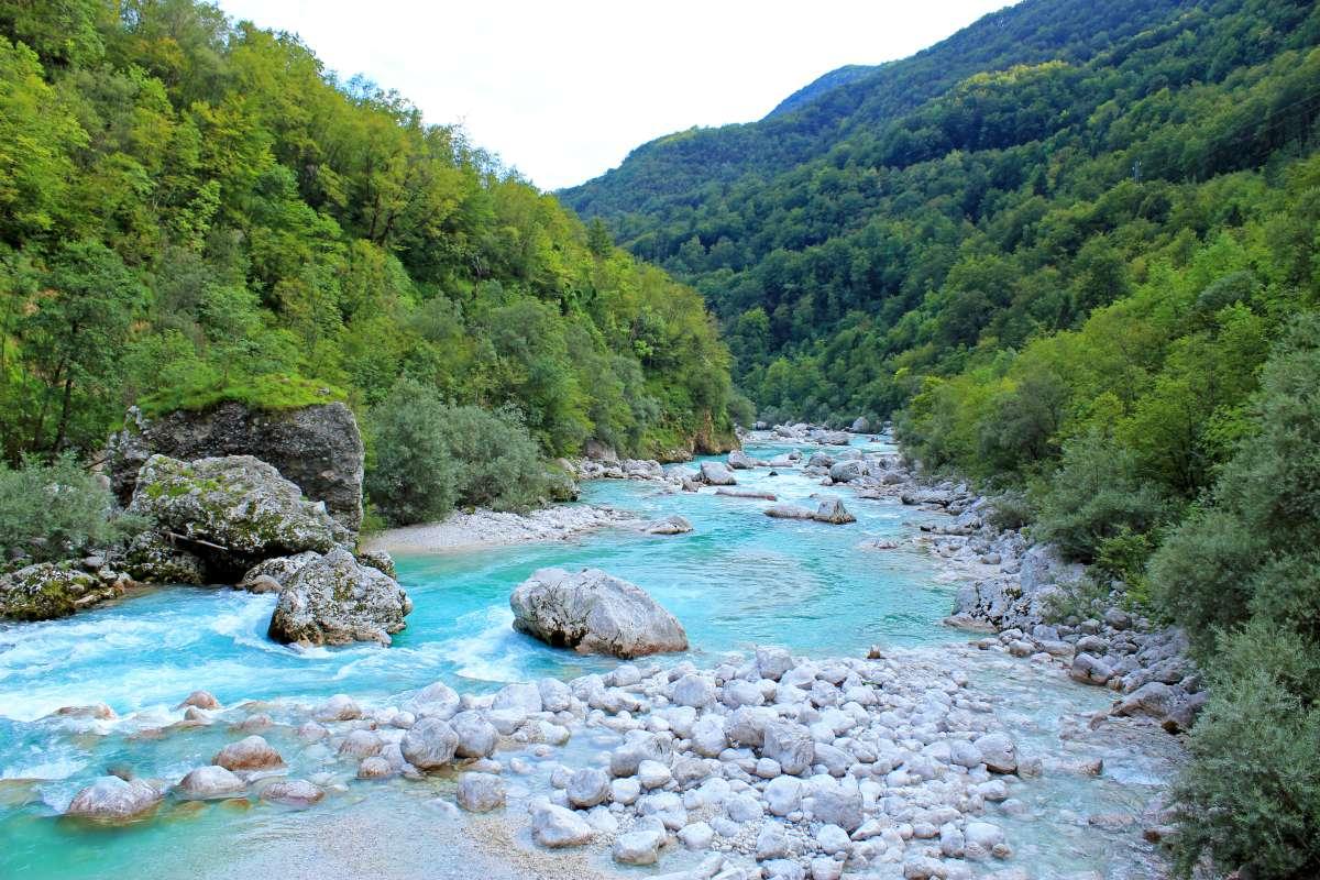 Soča, Slovenia, Photo - Ekorna d.o.o