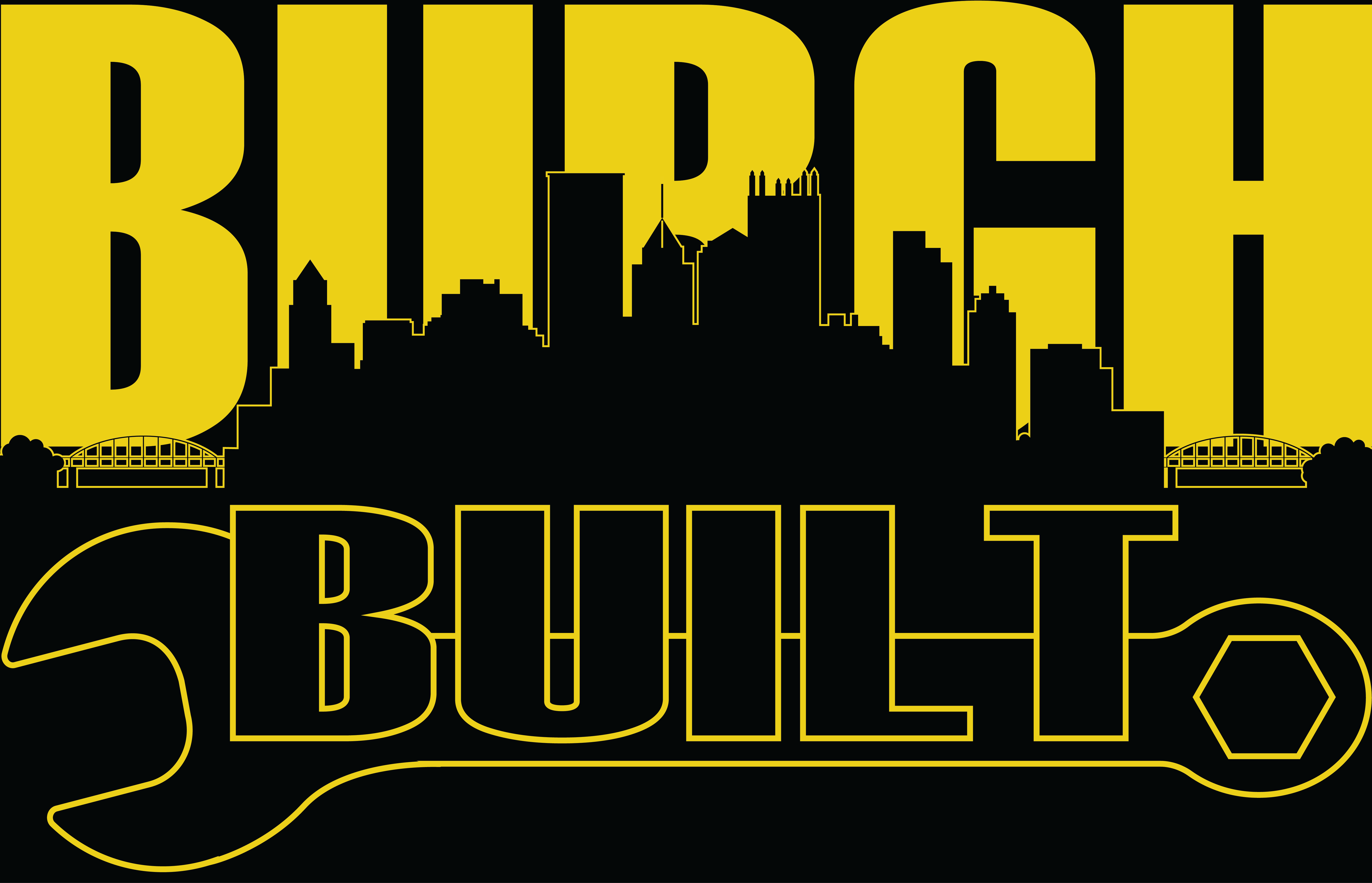BurghBuilt Shirt Design