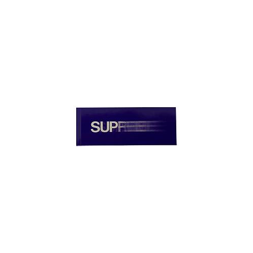 Supreme Motion Logo Sticker