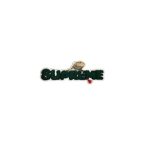 Supreme Lizard Sticker