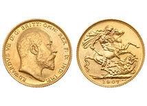 British Sovereign Gold Coin