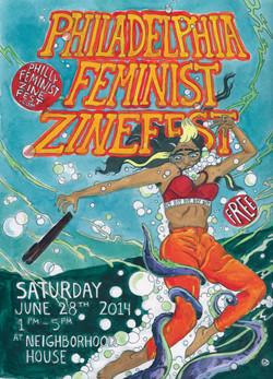 Philadelphia Feminist Zinefest